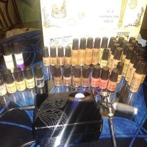 Luminess air makeup kit